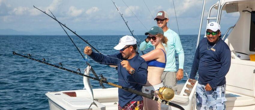 Half Day Deep Sea Fishing